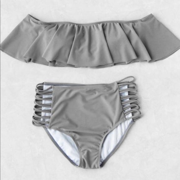 68be5c8033 ROMWE Swim | Bathing Suit New | Poshmark